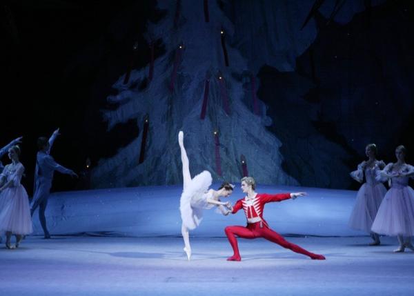 261012 Nina Kaptsova and Alexander Volchkov, Bolshoi Theatre