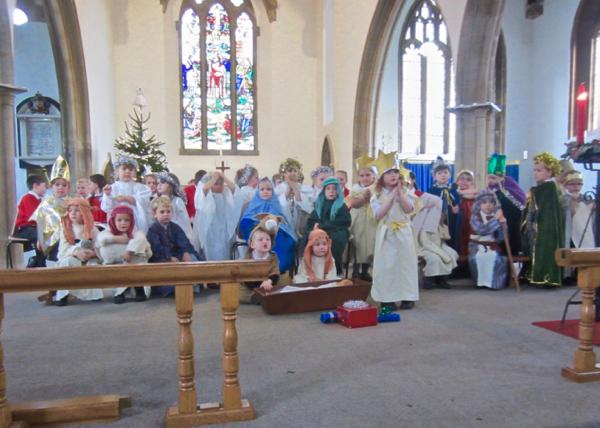 Church Nativity 2