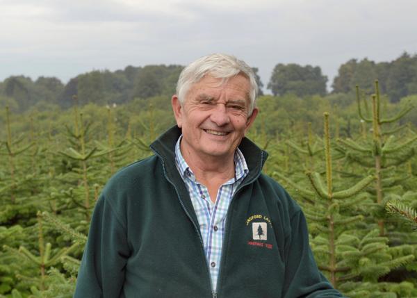 Reg Hendy, Langford Lakes Christmas Tree Farm-3
