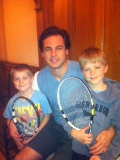 GP tennis kids